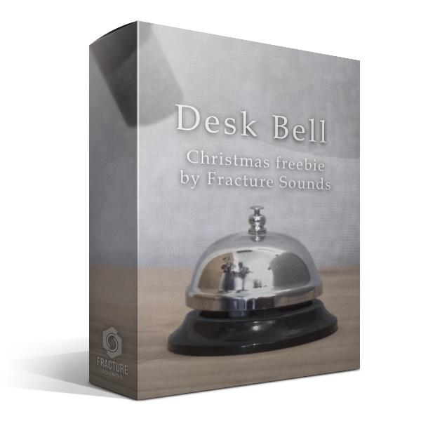 Kikkerland Desk Bell A Table SC18