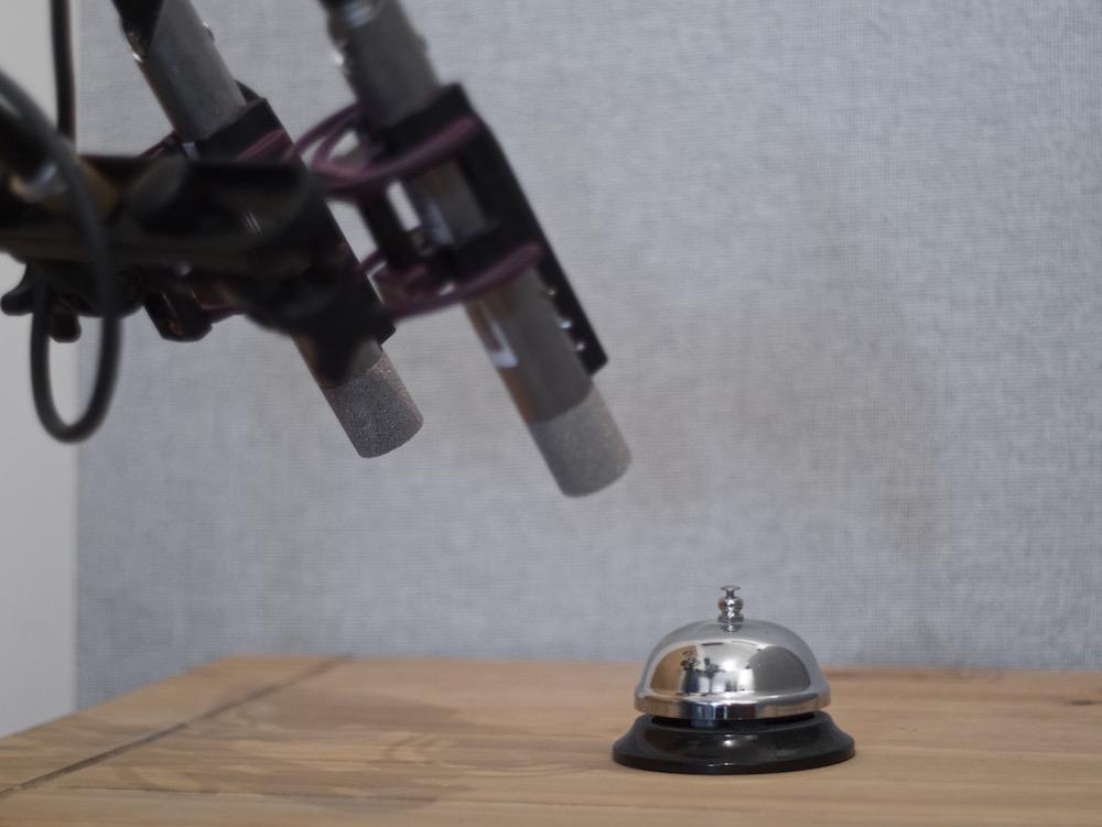 Desk Bell | Fracture Sounds