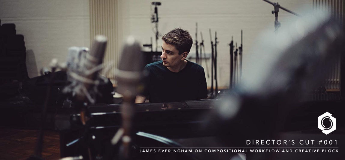 James Everingham on Compositional Workflow and Creative Block